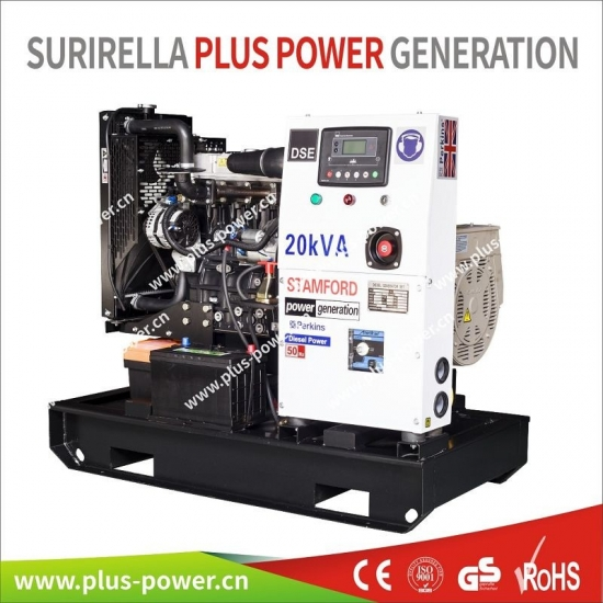 UK Perkins Diesel Generator Set